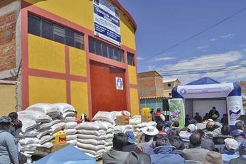Sedeges pide informes sobre alimentos dados a municipios