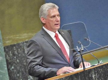 Cuba rechaza endurecimiento del embargo de parte de EE.UU.