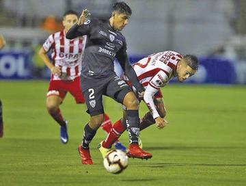 Independiente clasifica a la segunda fase