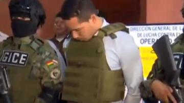 Policía captura a peligroso fugitivo brasileño del PCC