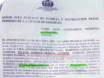 Bermejo: alcalde amenaza procesar a periodista que reveló caso de corrupción