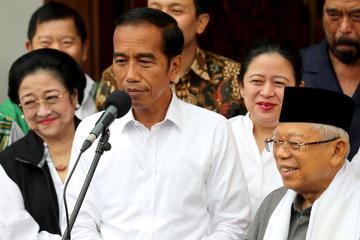 Presidente indonesio proclama su victoria y le acusan de fraude