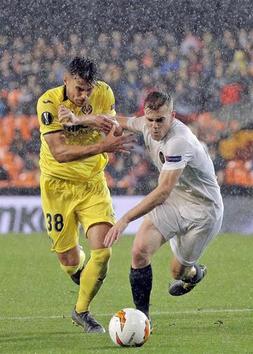 Valencia ratifica el triunfo de la ida ante Villarreal
