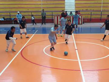 Wayna P'utuqsí, El Potosí y Competencia van por la cima del torneo del CPDP