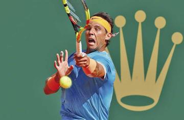 Nadal pasa a semifinales en Montecarlo