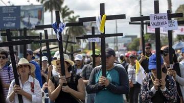 Familias de víctimas de protestas contra Ortega demandan justicia