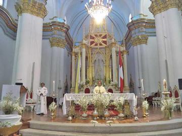 Obispo convoca a buscar lo positivo