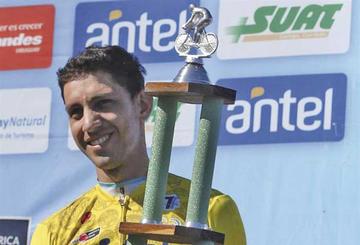 Vargas gana la Vuelta Ciclista de Uruguay