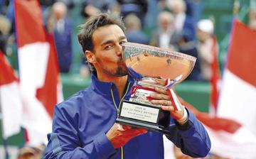 Fognini logra su primer Masters 1000