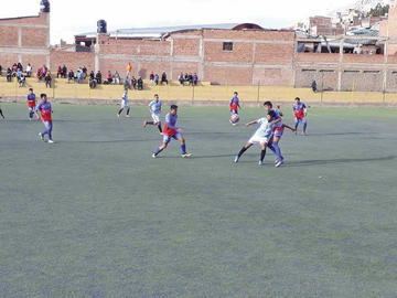 Interfi y Universitario empatan en el clásico estudiantil del torneo de la AFP