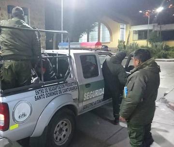 Deflagración en una celda de Cantumarca deja 8 internos heridos