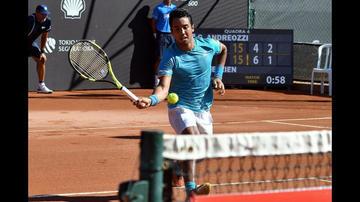 Dellien pierde en el Open de Barcelona