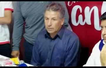 Wilstermann presentó a Norberto Kekes  como su nuevo director técnico