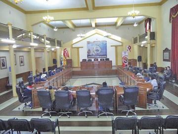 La Asamblea aprueba recursos para proyectos productivos y camineros