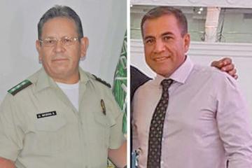 Coronel y capitán son detenidos e investigados por narcotráfico