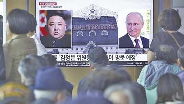 Putin y Kim se reunirán para destrabar la desnuclearización