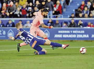 El Barcelona da otro paso al título