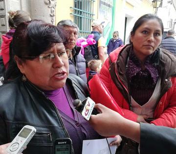 Sectores desconocen a Vallejo y pretenden volver a la Sevilla