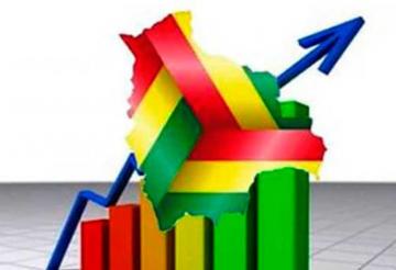 Los datos del INE muestran que el PIB en Bolivia creció 4,22 % en 2018