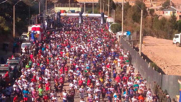 Atletas buscan ayudar a los niños de Aldeas Infantiles SOS con carrera pedestre 10 K