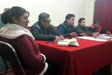 Comcipo convoca a una marcha en defensa del litio, Silala y Cerro Rico