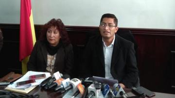 Imputan a exfiscales Edwin Blanco y Susana Boyán por amenazas