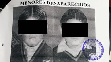 Niños desaparecidos fueron encontrados en la frontera
