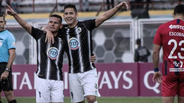 Zamora le quita el invicto a Cerro Porteño