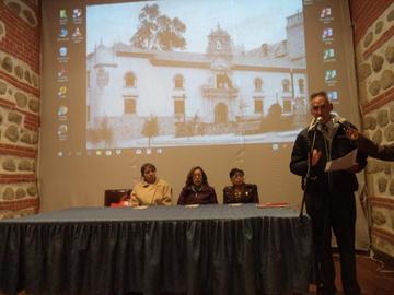 Hoy culmina encuentro de escritores sobre Carlos Medinaceli