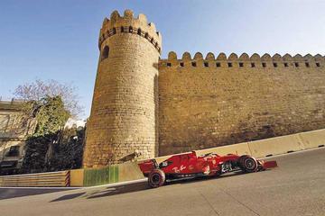 Leclerc es el más rápido en Azerbaiyán
