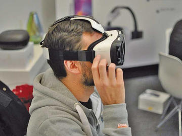 Lanzan primer largometraje para realidad virtual