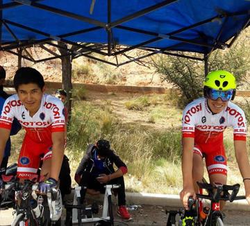 Potosí logra sus primeras medallas en el ciclismo