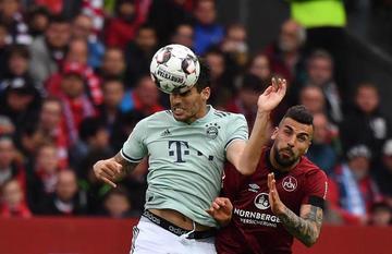 Bayern empata y la Bundesliga sigue abierta