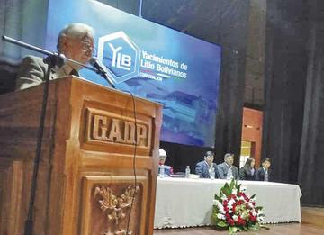 Destacan los avances en la industrialización del litio