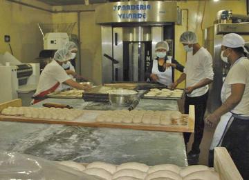 Otra vez vuelven a reabrir la panadería Velarde