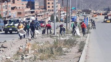 La EMAP suspende recojo de basura por el Día del Trabajador