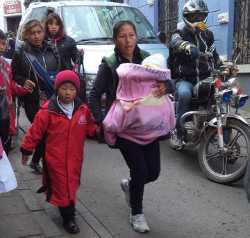 Horario escolar se mantiene en escuelas de Potosí esta semana