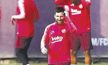 """Barcelona recibe a Liverpool en el """"Camp Nou"""""""