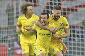 Chelsea empata y se acerca a la final