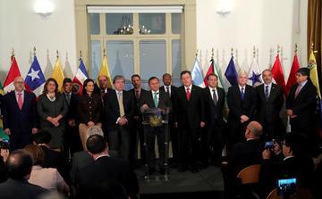 Grupo de Lima alienta al pueblo a seguir luchando contra Maduro