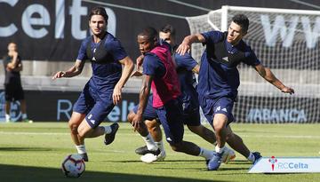 Celta se juega la vida ante Barcelona