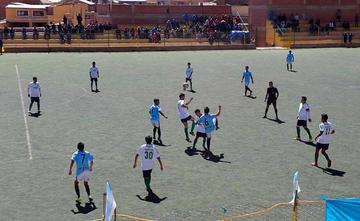 Interfi y Ferrocarril Palmeiras se juegan la punta del campeonato de la AFP