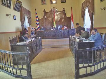 El Concejo Municipal termina la semana sin desarrollar sesiones