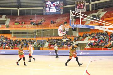 Nacional jugará la final del básquetbol en Potosí