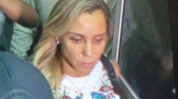 Aprehenden a la esposa del excapitán de Policía Fernando Moreira