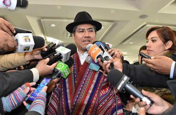 Gobierno: dúplica en la demanda por el Silala está en la etapa final