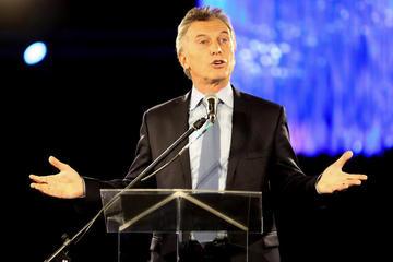 """Macri propone pacto de Estado que despeje """"dudas"""" sobre la economía"""