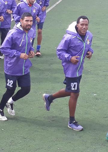 Vogliotti y Pinedo se pierden el partido contra Bolívar