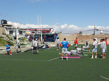 Nacional da vuelta la página y se enfoca en su próximo duelo del torneo Apertura