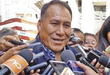 Alcalde de Achacachi es aprehendido por hechos de corrupción